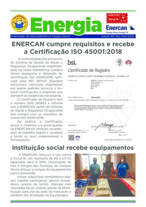 thumbnail of Jornal Energia_Edição 59